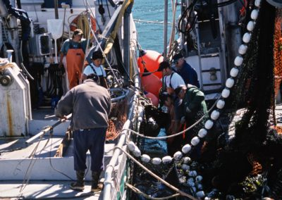 Chignik Cooperative purse seine fishery | Alaska Sea Grant