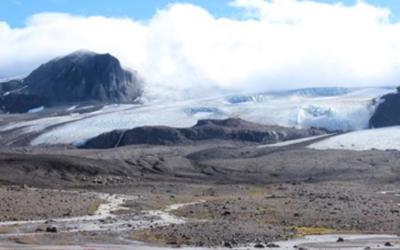 Отступление ледников изменит среду обитания лососей