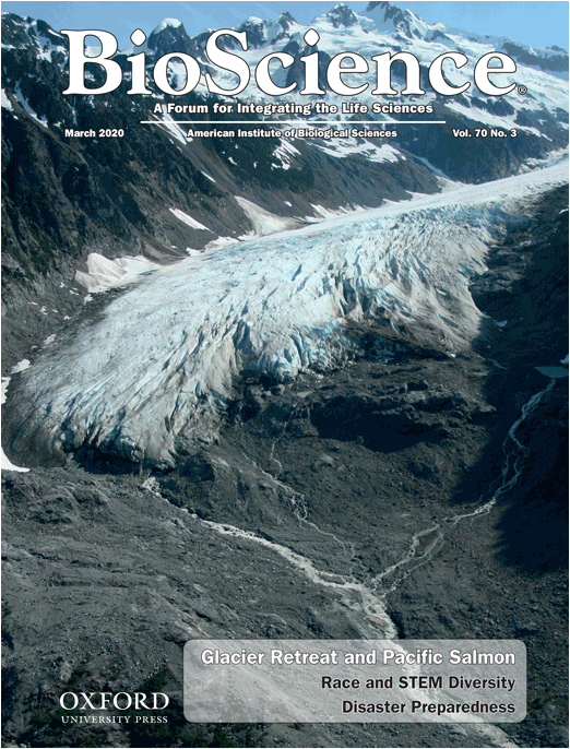 Pitman et al. 2020: Glacier retreat and Pacific salmon