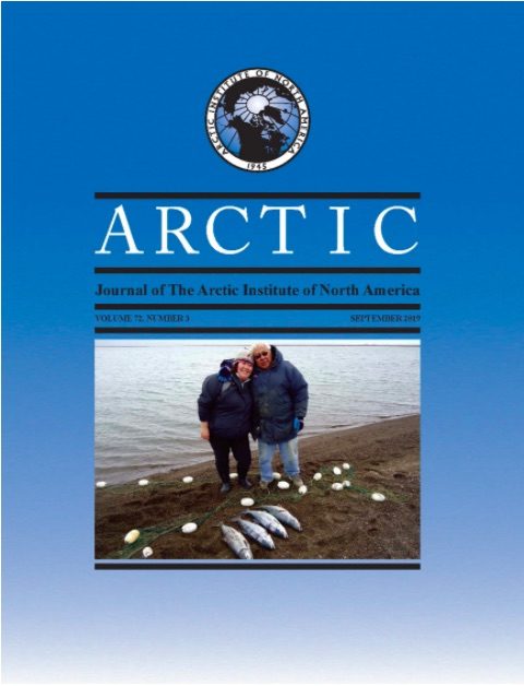 Carothers et al. 2019: Pacific salmon in the rapidly changing Arctic: exploring local knowledge and emerging fisheries in Utqiaġvik and Nuiqsut, Alaska